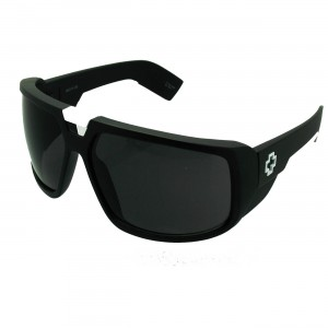 spy optic touring black