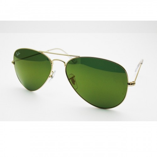 ray ban 3025 gold mirror