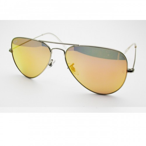 ray ban 3025 orange mirror